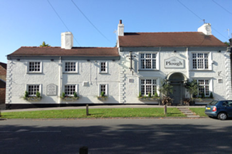 About the Plough Inn